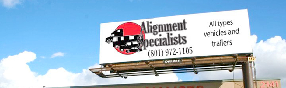 The Alignment Specialists of Salt Lake City, Utah (801) 972-1105